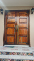 Customized Wooden or Wrought Iron Door