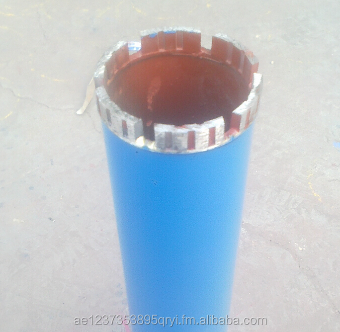 83mm 63mm 112mm 120mm 132mm 180mm 200mm laser welded diamond reinforced concrete core drill bit