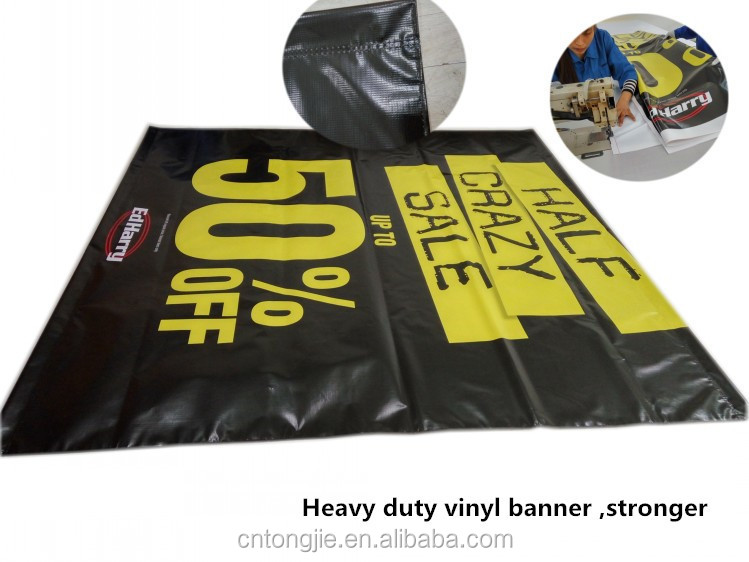 full color polyester pvc vinyl advertising wholesale banners