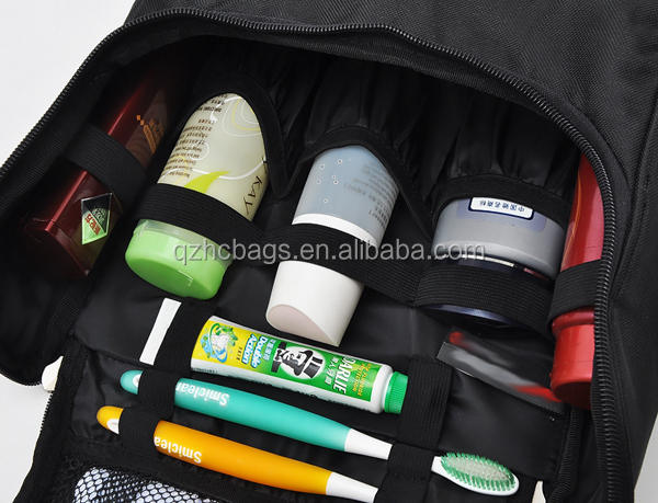 Custom Wholesale Portable toiletry bag for Travel