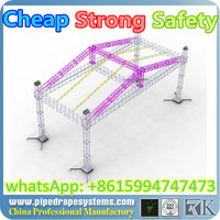 DIY roof truss with tarpaulin for sale