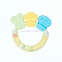 Eco friendly Baby Toy Rattles & Teethers Spin made from cornstarch