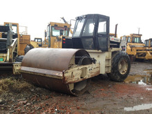 Used Ingersoll Rand Road Roller SD100D for sale,In Good Condition