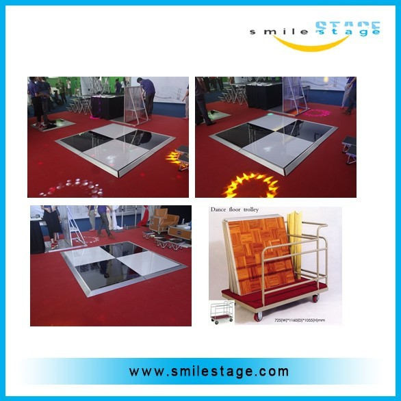 wholesale portable dance floor mats for ramantic ball