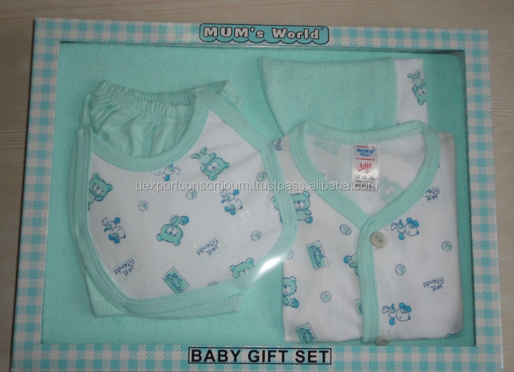 2016 Best Quality Baby Clothing - Baby Gift Set