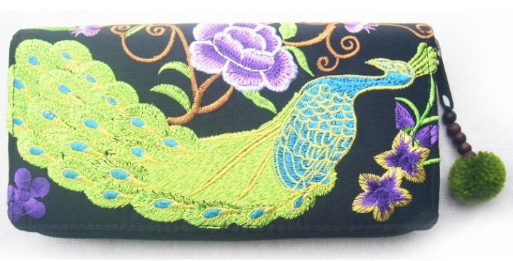 Wallet Purse Case for Women, Ladies Colorful Wallets