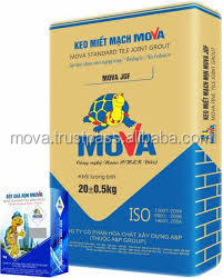 Mova JGF/Joint Grout /Tile Adhesive & Grout (Good price) Made In Vietnam !