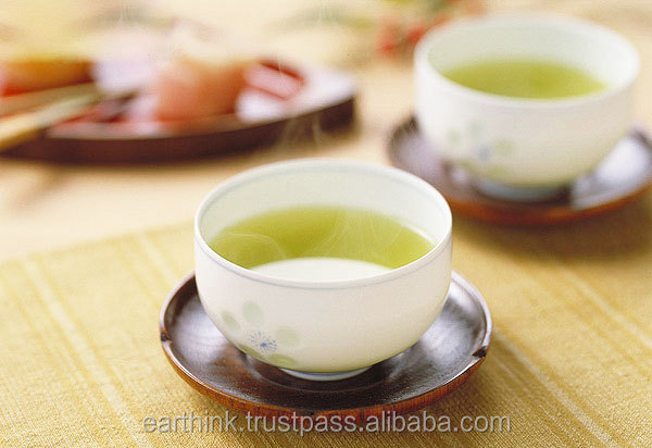 Japanese high quality and healthy tea powder Premium Instant Sencha green tea with lactobacillus 30g
