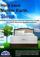 100% Natural Latex Mattresses & Pillows