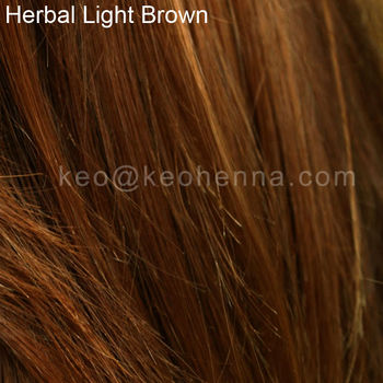 Best quality Herbal Light Brown