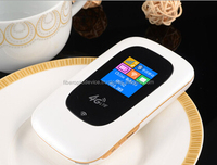 Wireless Wi-Fi Mini Portable LTE 4G Router with SIM Card Slot 3G 4G LTE wifi modem router with SIM Card Slot LTE FDD 150Mbps