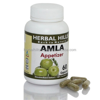 Indian amalaki/amla extract powder tablets for healthy digestion