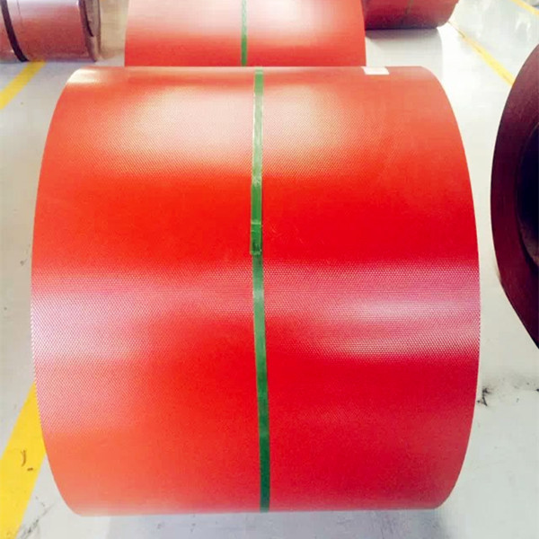 Blue color Prepainted galvalum steel coil