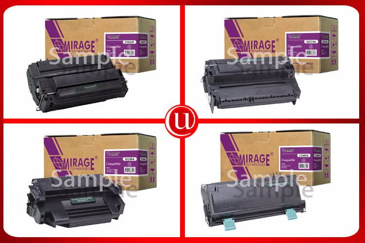 Laser Remanufactured Printer Toner Cartridge For HP CB401A-403A