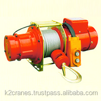BIG ERECTION WINCHES FROM INDIA