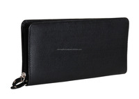Best selling wholesale credit card rfid blocking travel wallet for man