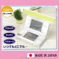 Waterproof zipper plastic bag for NINTENDO DS Light at reasonable prices