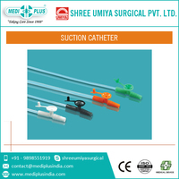 Highly Demanded Suction Catheter for Hospitals and Nursing Homes