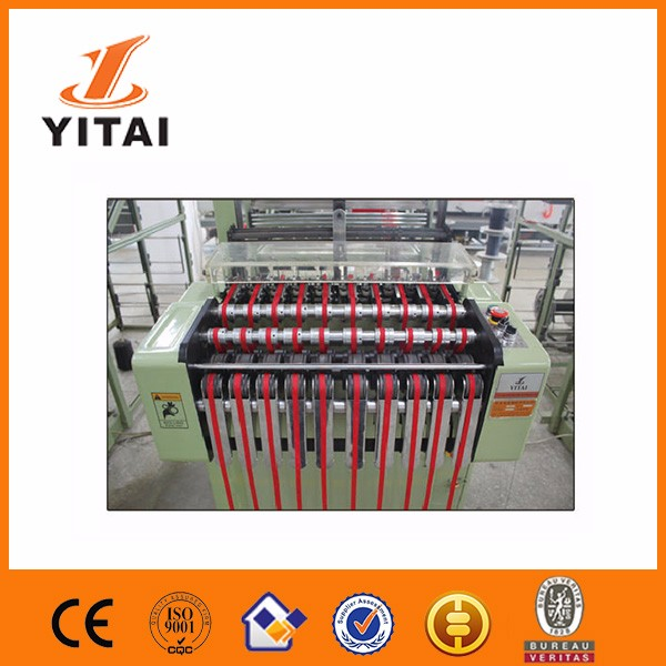 Yitai High Speed Zipper Making Machine