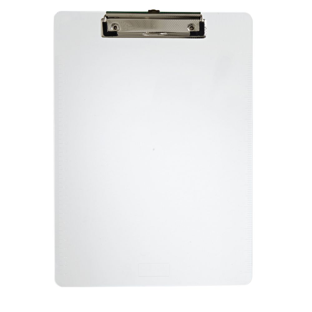 Sublimation Blank Double Sided A4 MDF Clipboard 9x12.5""