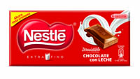 CHOCOLATE NESTLE 125G