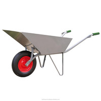 Welded Wheelbarrows 90L 2 mm MANUFACTURED IN POLAND, Quick delivery