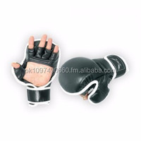 custom wholesale new design durable high quality mma grappling gloves