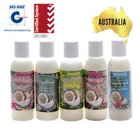 Australia Manufacturer Virgin Coconut Scented Body and Massage Oils Whloesale