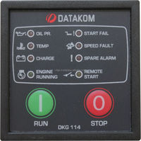 DATAKOM DKG-114 Manual and Remote Start Unit