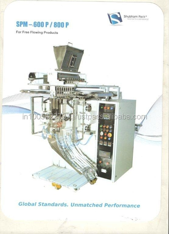 Multi Track Packaging Machines SPM 600P / 800P