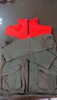 Boy jacket with insulation liner