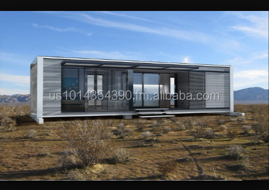 Luxury prefab House