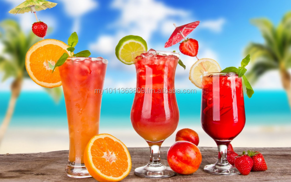 Fruit Juice Slimming Drink