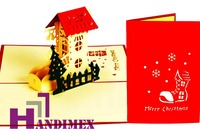 New design - Christmas Card 2015/Happy Holiday Cards Vietnam-MC069