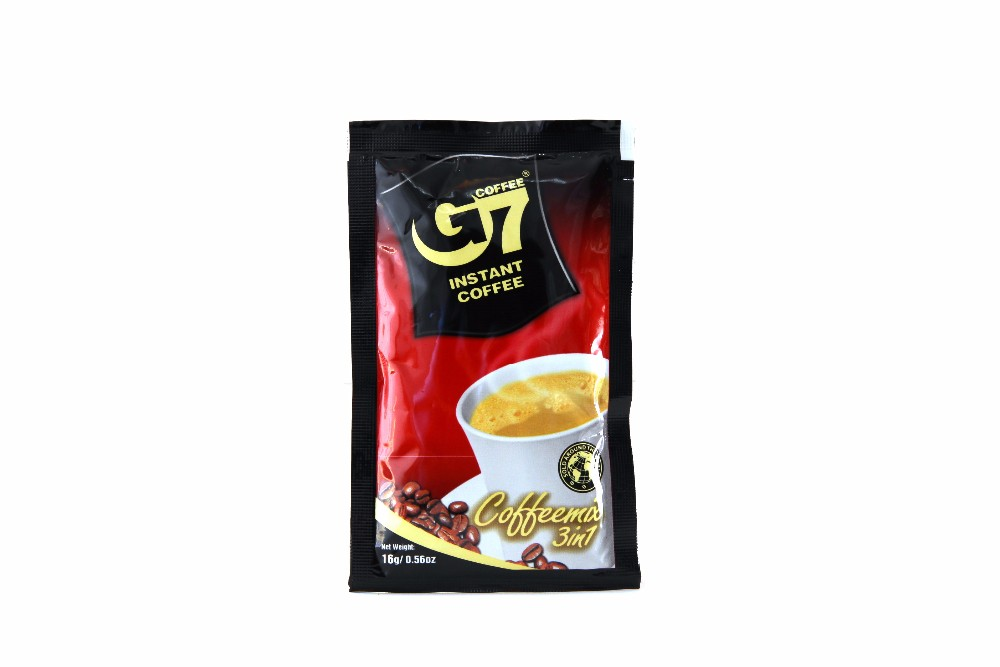 Instant Coffee - G7 Instant Coffee - G7 3in1 Instant Coffee