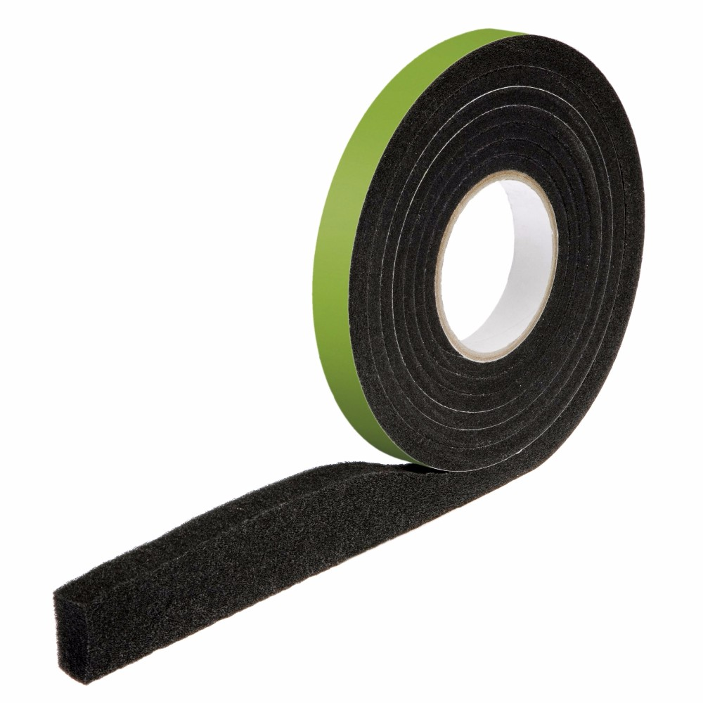 Double side adhensive cross-linked IXPE foam for tape use,heat resistant and nice elongation