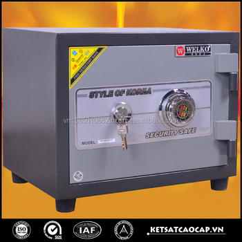 High Quality Fireproof jewelry safes for home hot selling in - KCC 60 DK