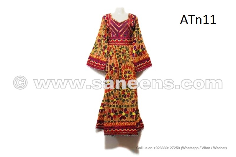 wholesale arab uae jalabiya long dresses gowns frocks maxi afghan brides new clothes tribal apparels pashtun persian costumes