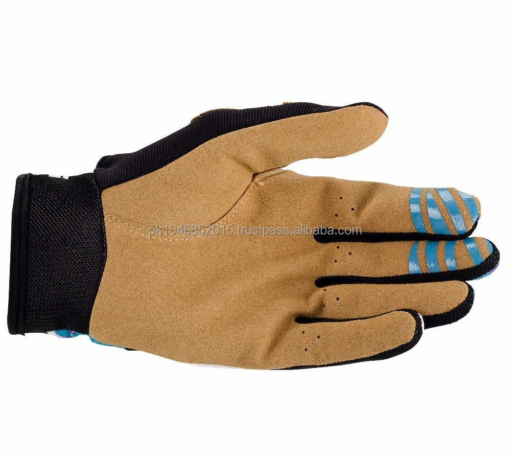 Cycling sports Gloves /Full finger cycling gloves / Silicone finger tips gloves