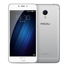 "EU DHL Shipping Meizu M3s Mini Mobile Phone 2.5D MT6750 Octa Core 5.0"" 720P 2GB RAM 16GB ROM 4G LTE Metal Body Fingerprint ID"
