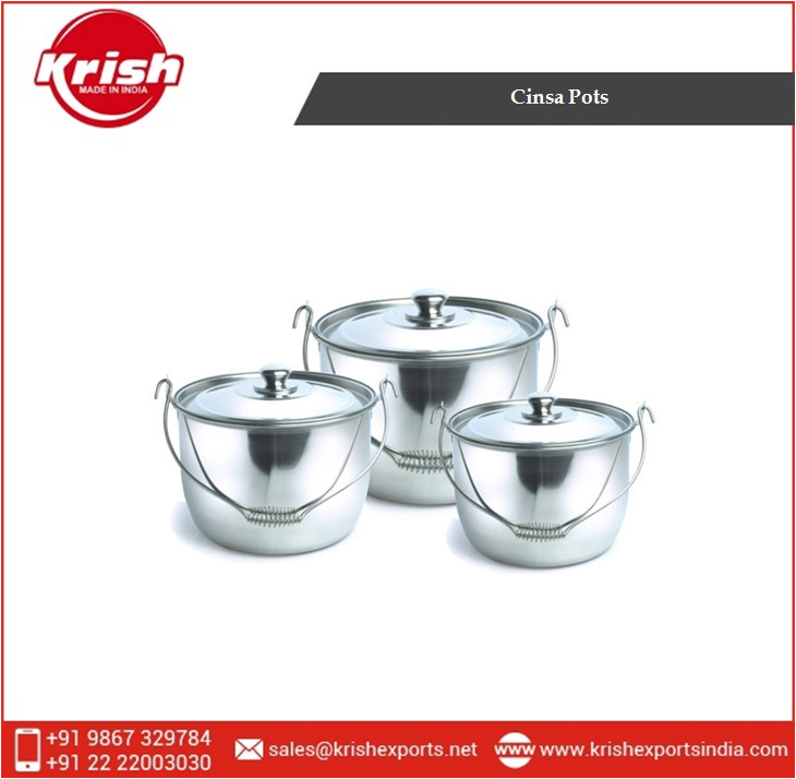 High Quality Corrosion Resistant Stainless Steel Pot
