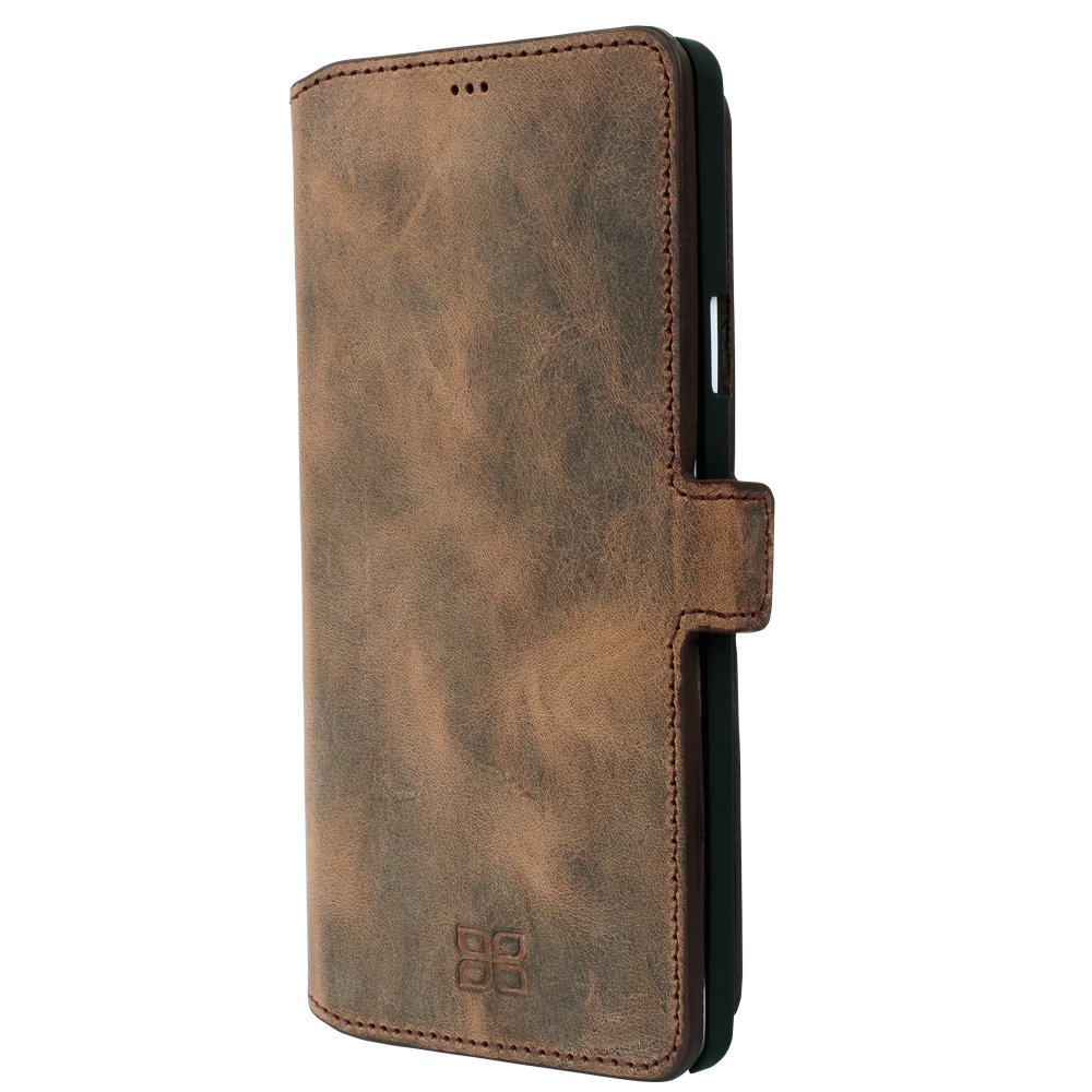 genuine leather phone case for samsung note 4