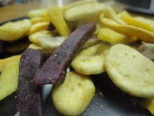 Mix Fruit chips