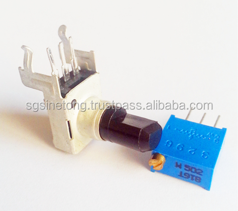Hot sale Factory supplie horizontal type potentiometer