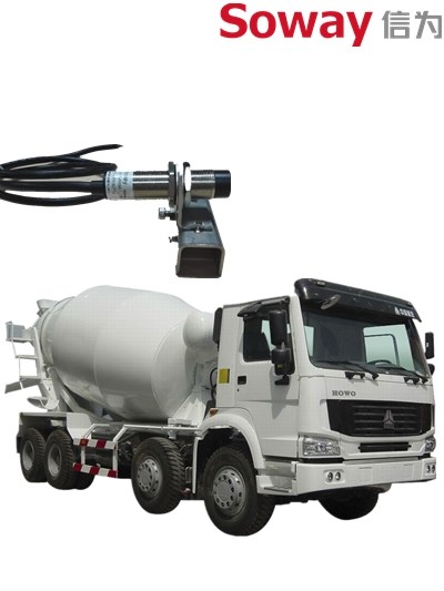 Concrete Mixer Truck Drum Revolution sensor