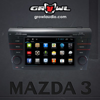"OEM ANDROID HEAD UNIT 7"" CAPACITIVE TOUCH FIT FOR MAZDA 3 2008-2013"