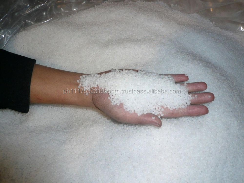 Virgin/Recycled LDPE Resin Granules/Pellets Film Grade LDPE