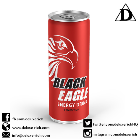 Non Carbonated Energy Drink (Red Edition)