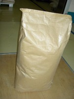 New and used kraft Cement bags
