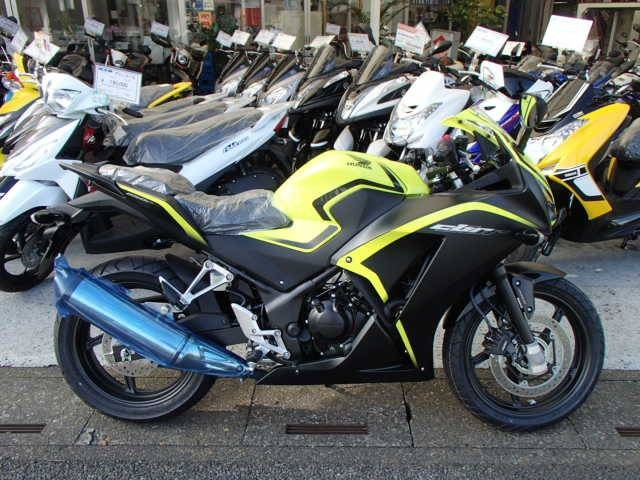 Free Shipping Used 2016 Honda CBR250R Motorcycle